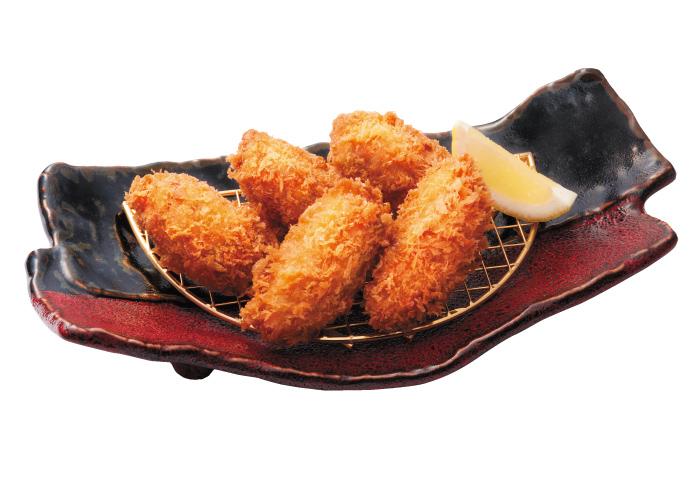 牡蠣ふらい膳