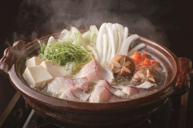 長崎県産クエ鍋セット